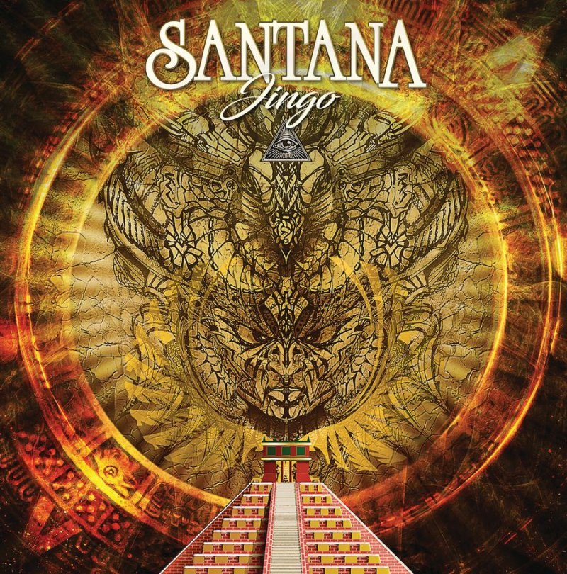 Image of   Santana - Jingo - Vinyl / LP