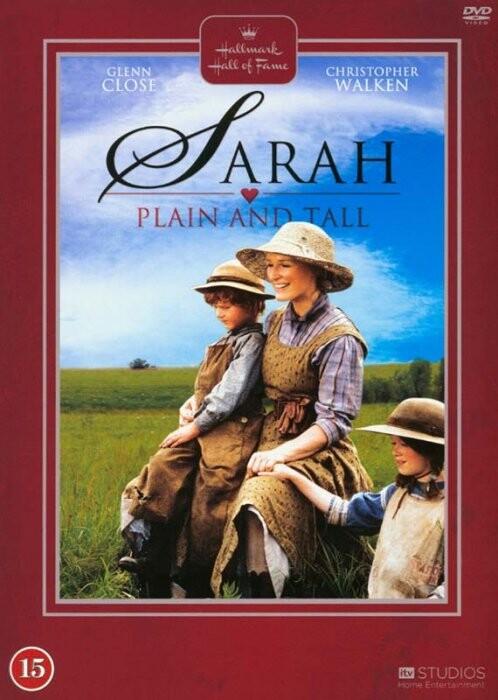 Billede af Sarah - Plain And Tall - DVD - Film