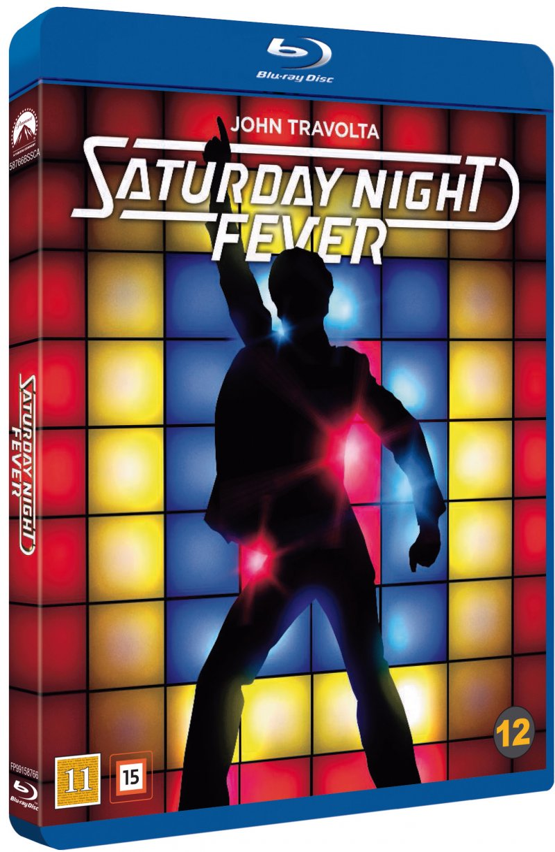 Image of   Saturday Night Fever - Blu-Ray
