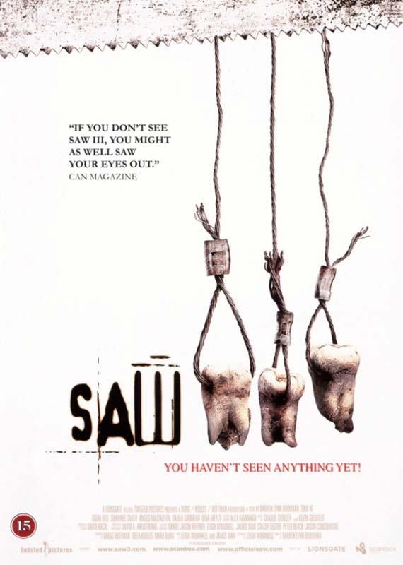 Billede af Saw 3 - DVD - Film