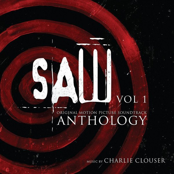 Image of   Charlie Clouser - Saw Anthology Soundtrack - Vol. 1 - CD