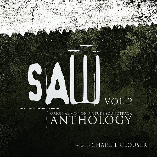Image of   Charlie Clouser - Saw Anthology Soundtrack - Vol. 2 - CD