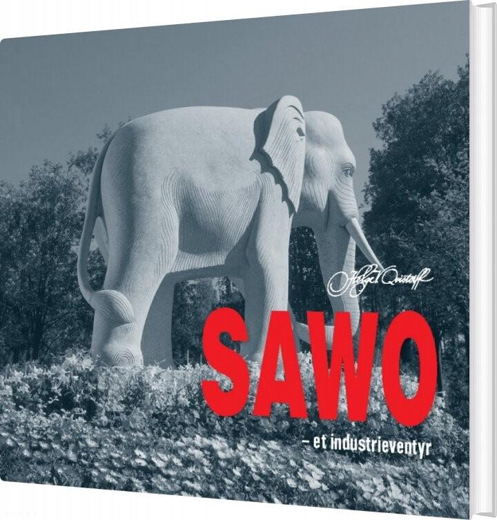 Sawo - Helge Qvistorff - Bog