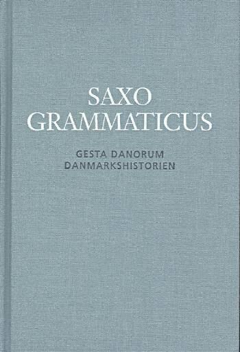 Saxo Grammaticus - Saxo - Bog