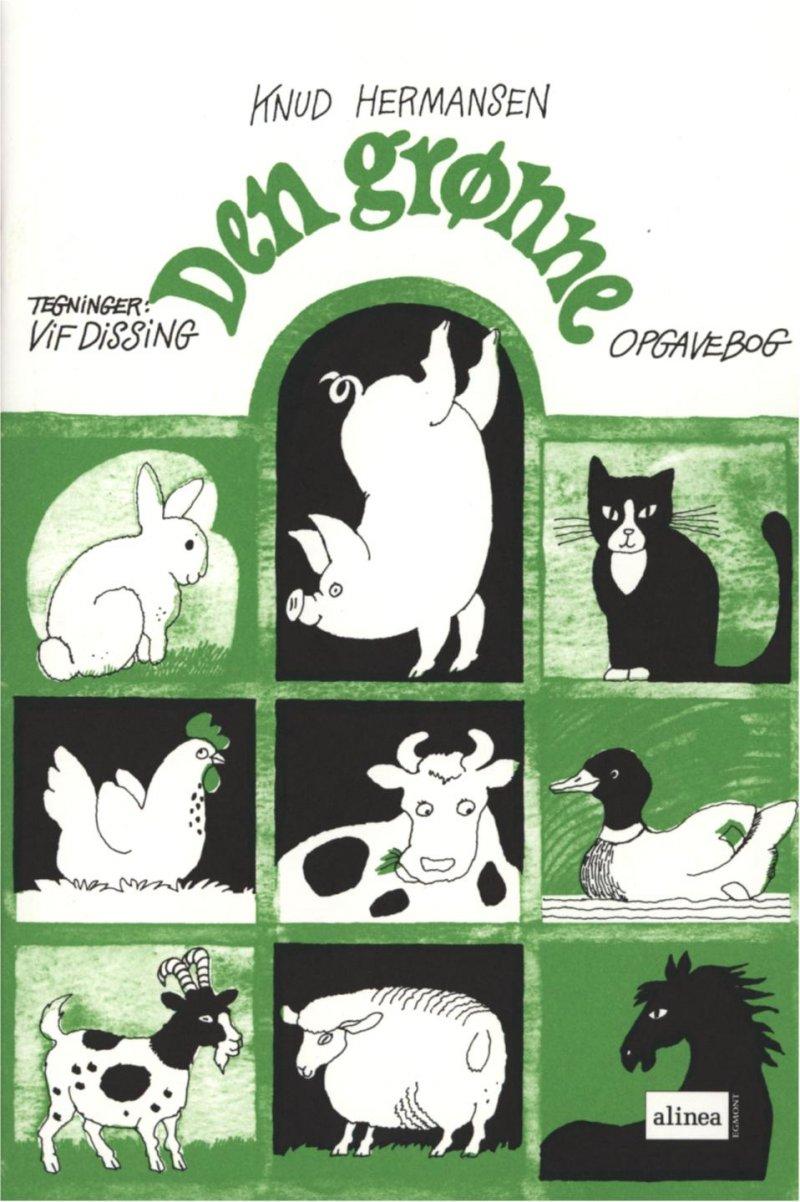 Image of   S Og M-bøgerne, 2.trin, Den Grønne, Opgavebog - Knud Hermansen - Bog