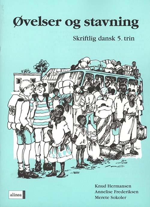 S Og M-bøgerne, 5.trin, øvelser Og Stavning - Knud Hermansen - Bog