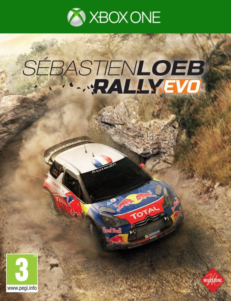Image of   Sébastien Loeb - Rally Evo - Xbox One