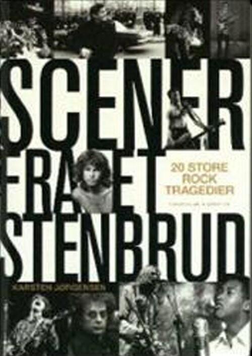 Image of   Scener Fra Et Stenbrud - Karsten Jørgensen - Bog