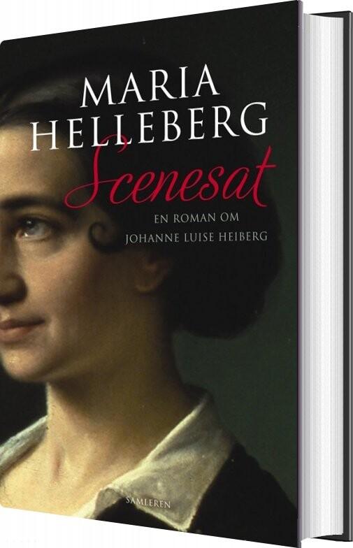 Image of   Scenesat - Maria Helleberg - Bog