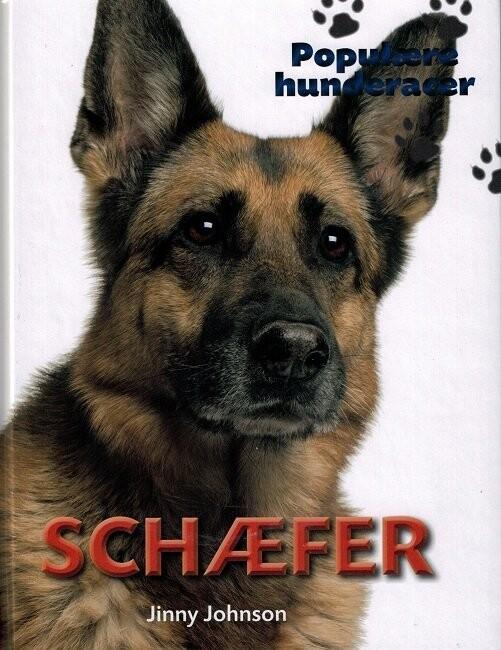 Billede af Populære Hunderacer - Schæfer - Jinny Johnson - Bog