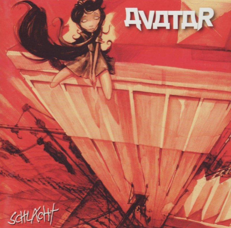 Avatar - Schlacht - Vinyl / LP