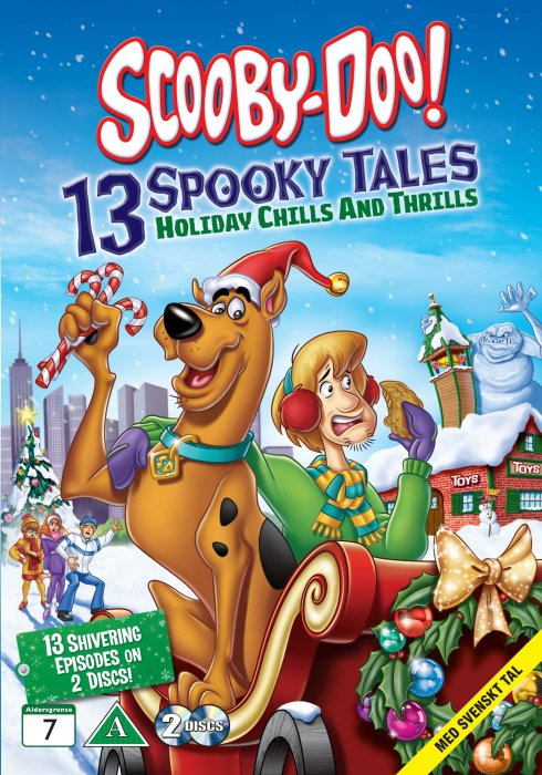 Image of   Scooby-doo 13 - Holiday Chills And Thrills - DVD - Film