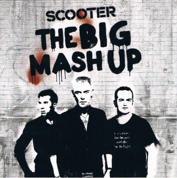 Image of   Scooter - The Big Mash Up - CD