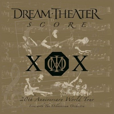 Dream Theater - Score: 20th Anniversary World Tour - Vinyl / LP