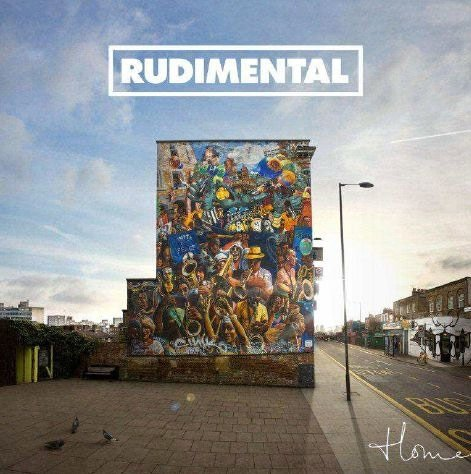 Rudimental - Home - CD