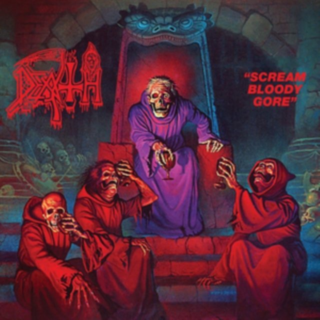 Image of   Death - Scream Bloody Gore (deluxe Edition) - CD