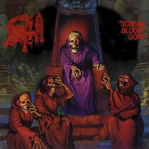 Image of   Death - Scream Bloody Gore (reissue Edition) - Vinyl / LP