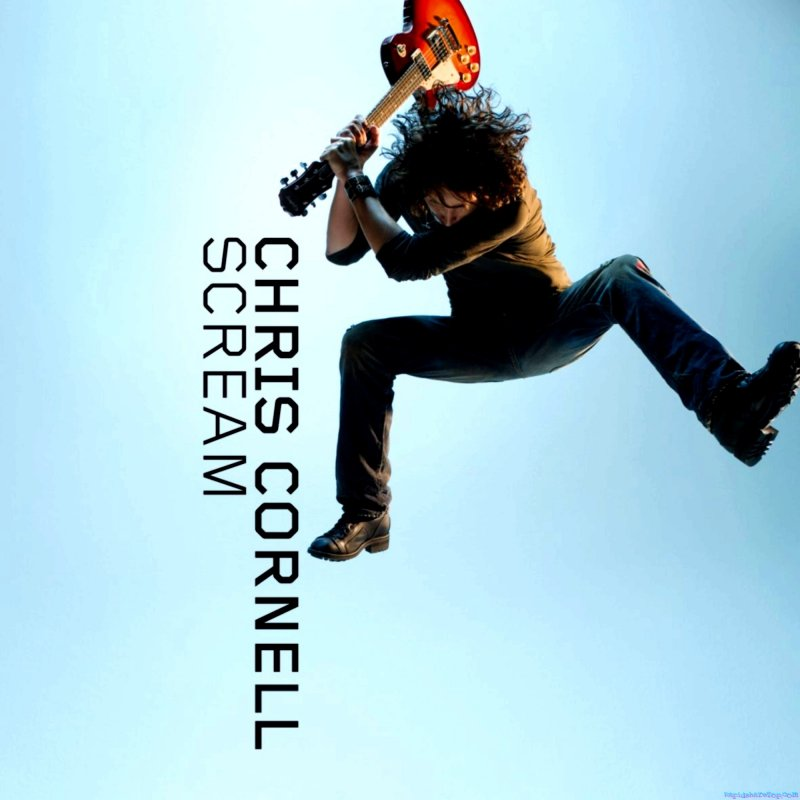 Image of   Chris Cornell - Scream - CD