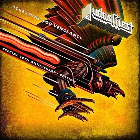 Billede af Judas Priest - Screaming For Vengeance (cd + Dvd) - CD