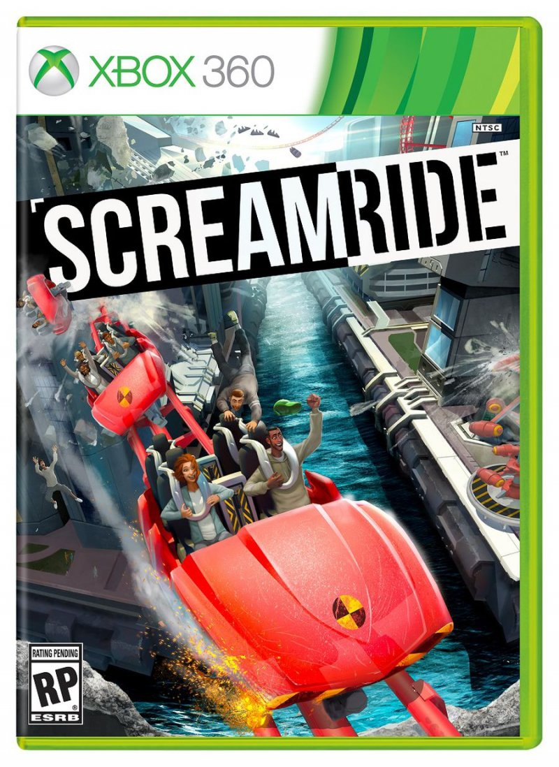 Screamride - Xbox 360