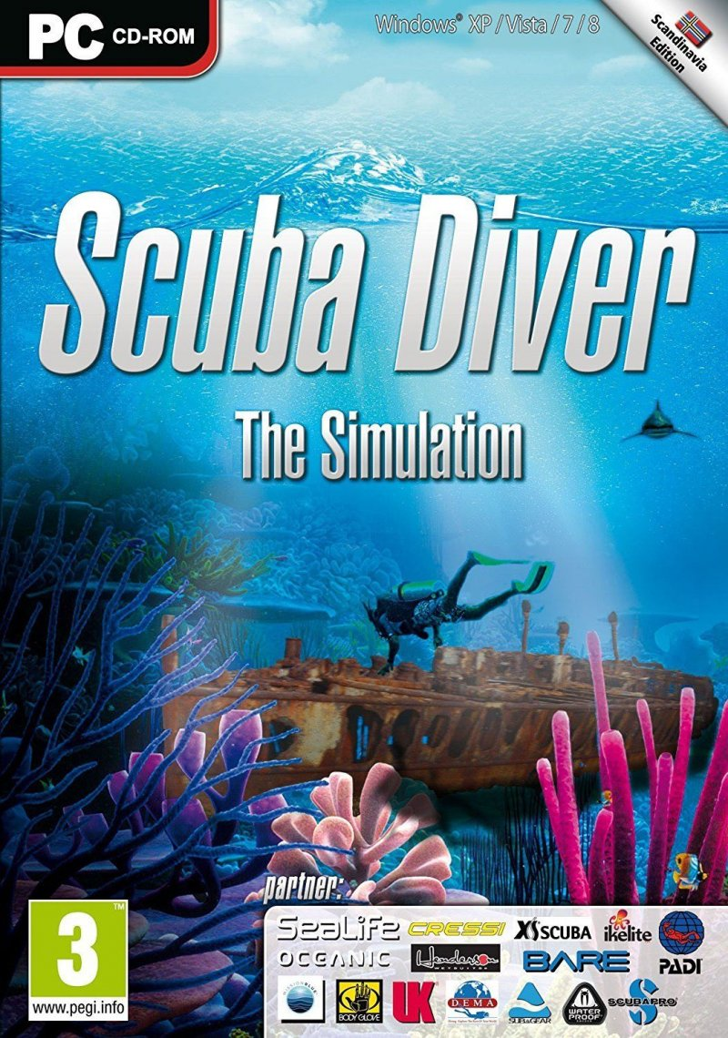Image of   Scuba Diver - The Simulation - PC