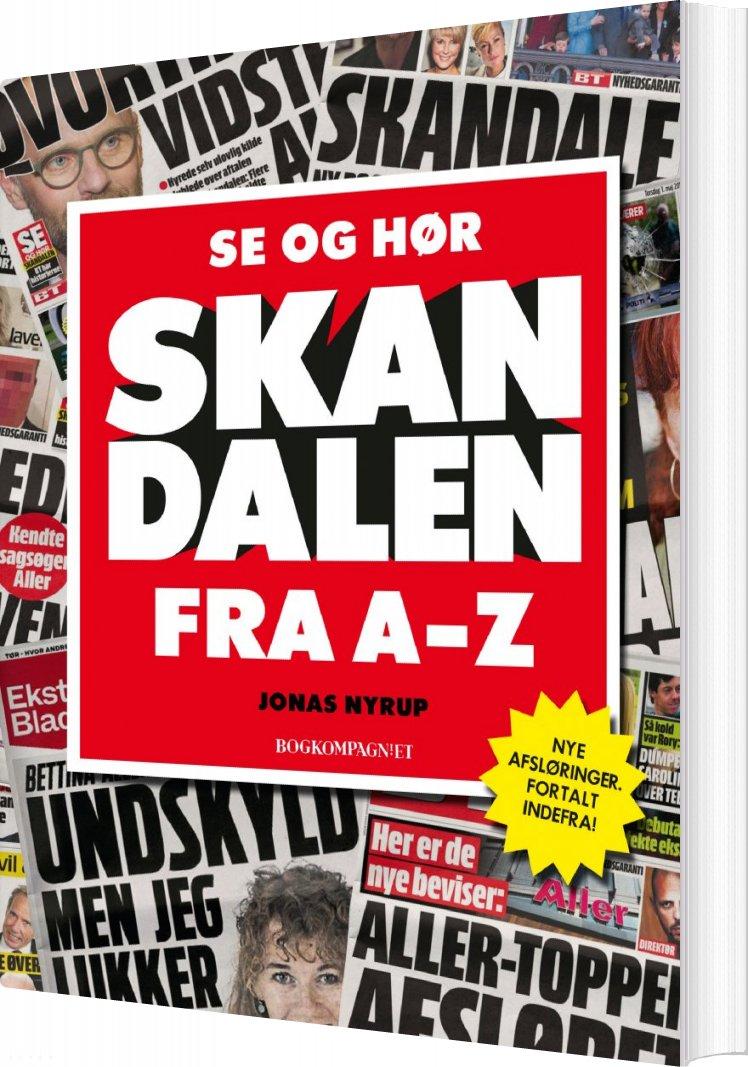 Se Og Hør-skandalen Fra A-z - Jonas Nyrup - Bog