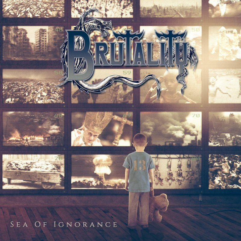 Image of   Brutality - Sea Of Ignorance - CD