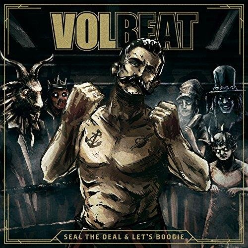 Volbeat - Seal The Deal And Lets Boogie - 2016 - Vinyl / LP
