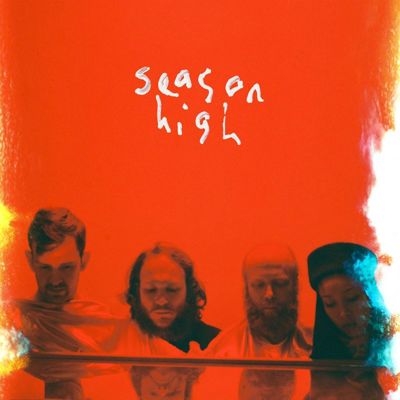 Little Dragon - Season High (lp+cd) - Vinyl / LP