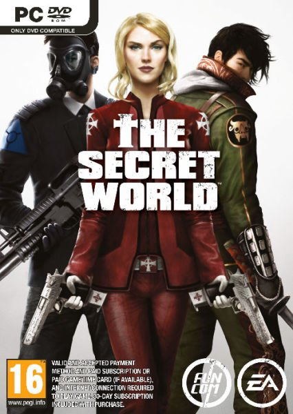 Image of   Secret World - PC