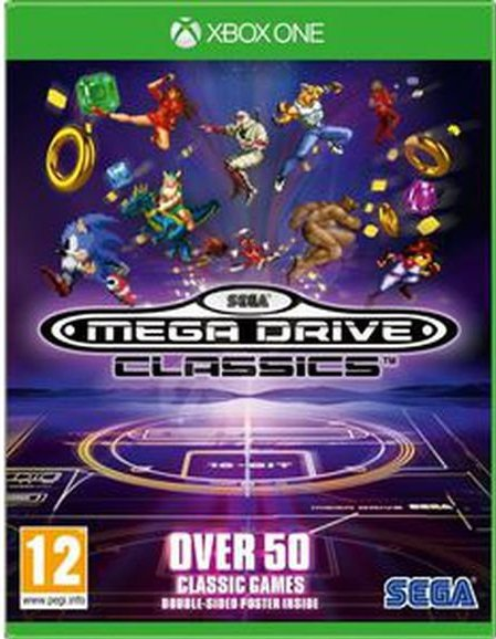 Sega Megadrive Collection - Xbox One