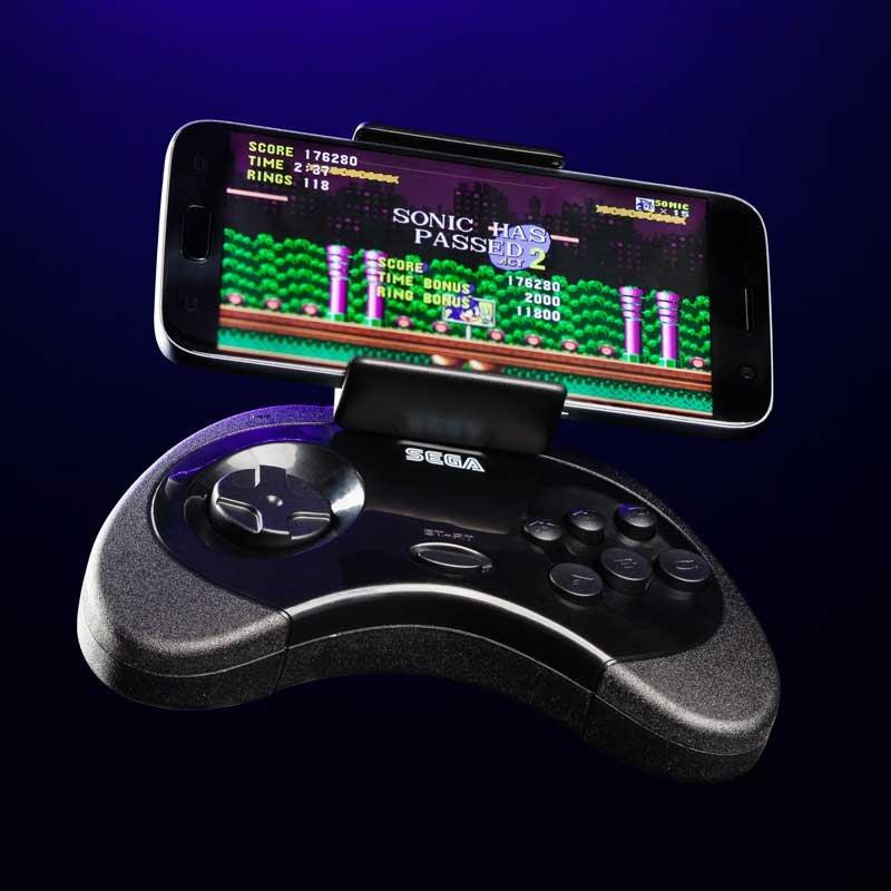 Image of   Sega Smartphone Controller Med Bluetooth