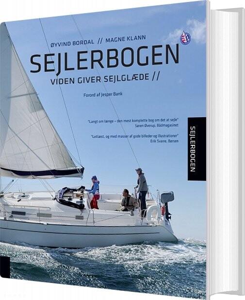 Image of   Sejlerbogen - øyvind Bordal - Bog