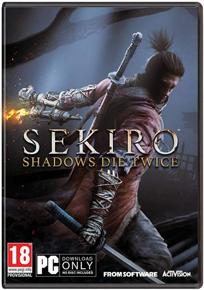 Image of   Sekiro: Shadows Die Twice - PC