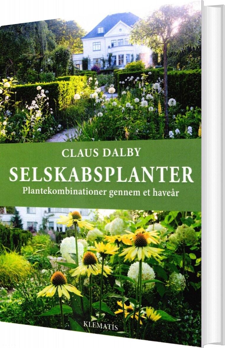 Image of   Selskabsplanter - Claus Dalby - Bog