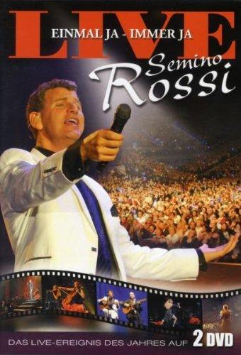 Semino Rossi: Einmal Ja Immer Ja - Tour Edition - DVD - Film