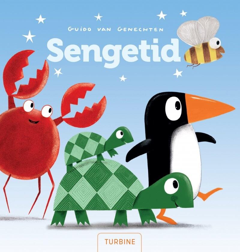 Sengetid - Guido Van Genechten - Bog