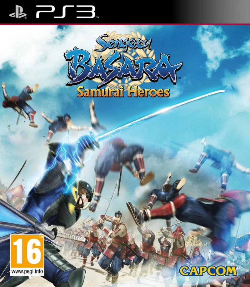 Image of   Sengoku Basara: Samurai Heroes (import) - PS3