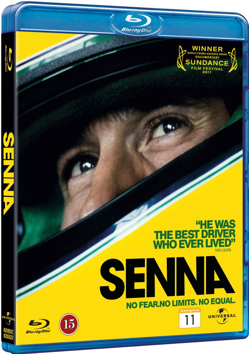 Image of   Senna - Blu-Ray