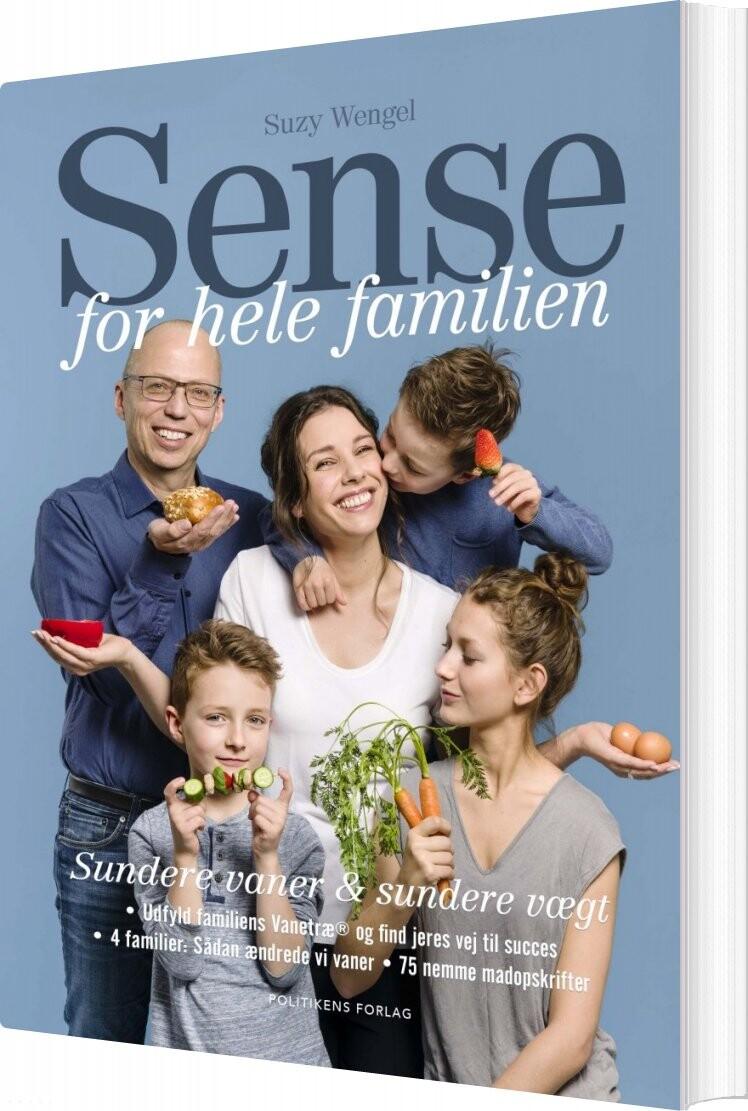 Sense For Hele Familien - Suzy Wengel - Bog