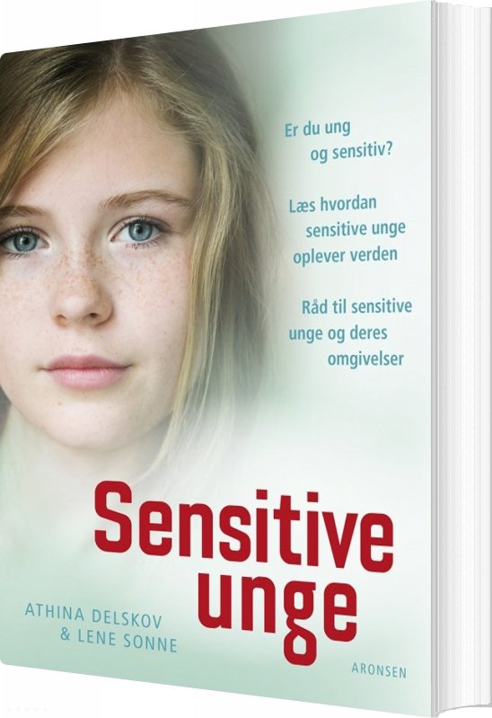 Sensitive Unge - Athina Delskov - Bog