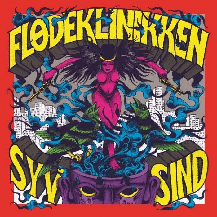 Image of   Flødeklinikken - Syv Sind - CD