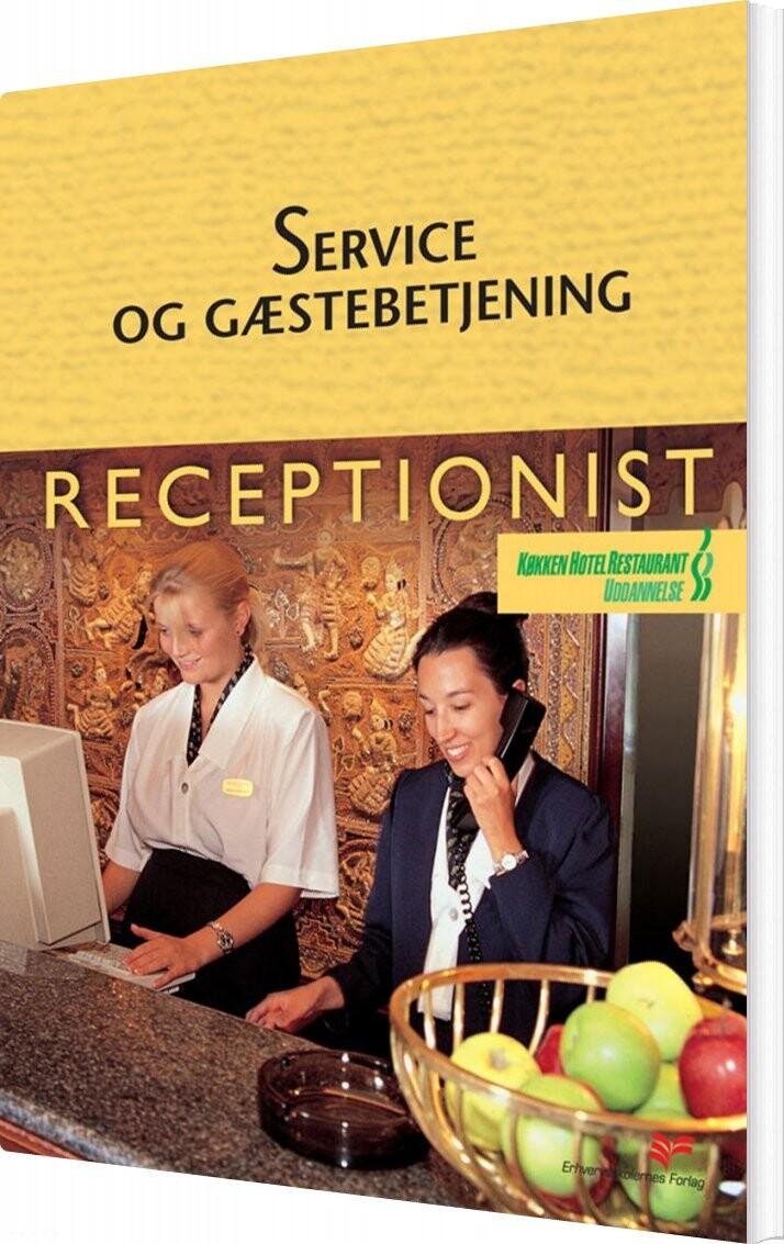 Billede af Service Og Gæstebetjening - Bog