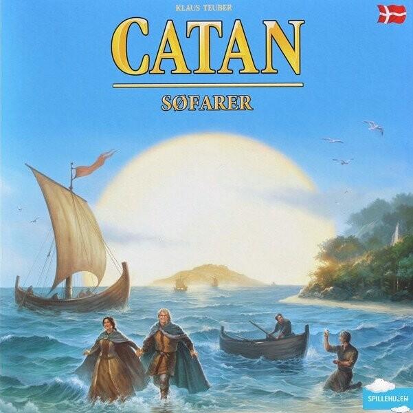 settlers of catan udvidelse, settlers udvidelsespakker, Settlers fra Catan