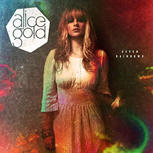 Image of   Alice Gold - Seven Rainbows - CD