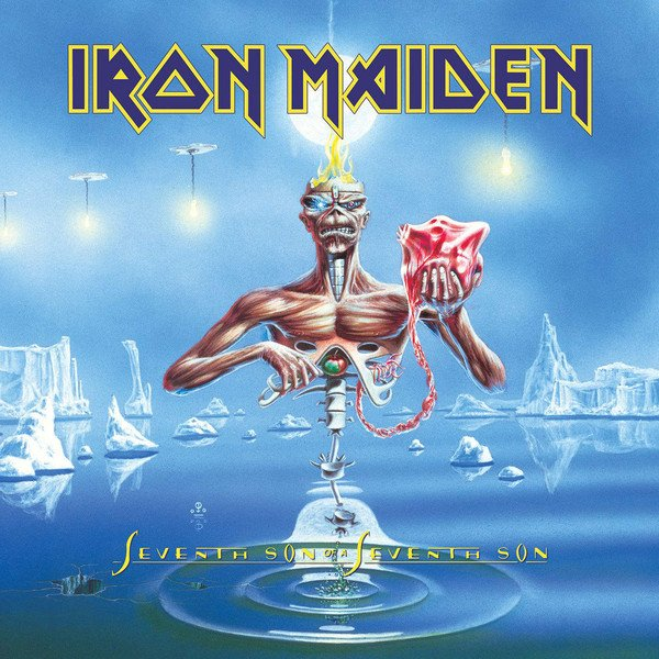 Iron Maiden - Seventh Son Of A Seventh Son - Vinyl / LP