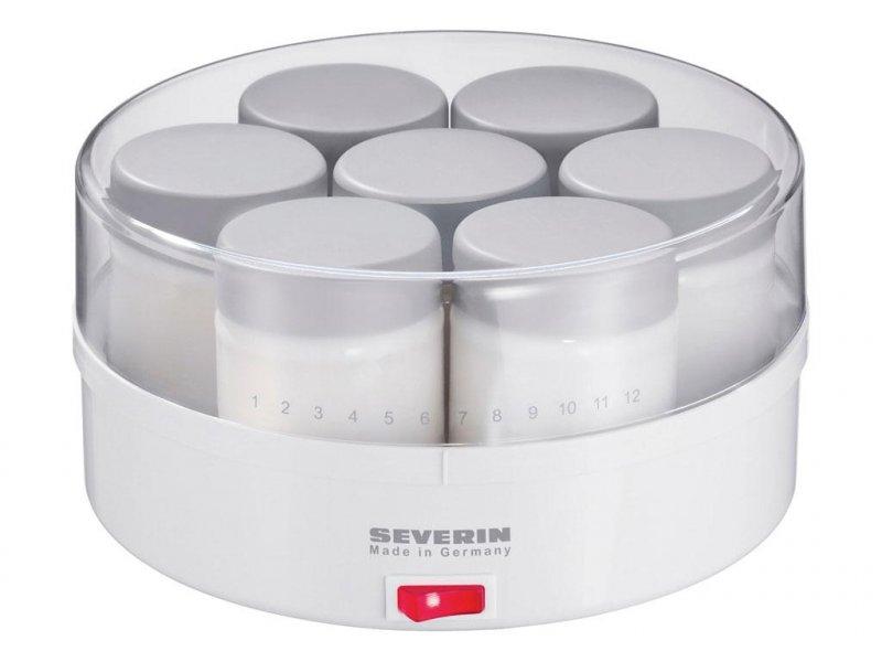 Image of   Severin - Yoghurt Maskine 13w - Hvid Grå