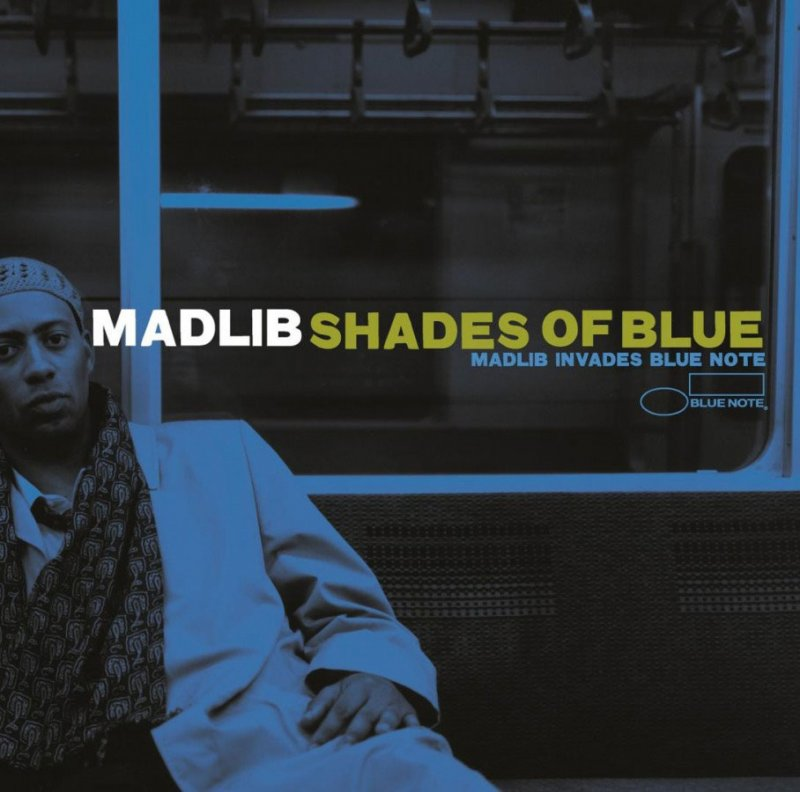 Madlib - Shades Of Blue - Vinyl / LP