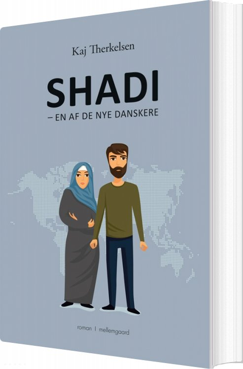 Shadi - Kaj Therkelsen - Bog