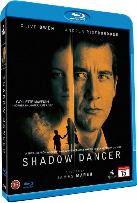 Shadow Dancer - Blu-Ray